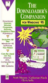 The Downloader's Companion for Windows 95 Book Cover