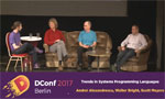 Trends in Systems Programming Languages - Panel